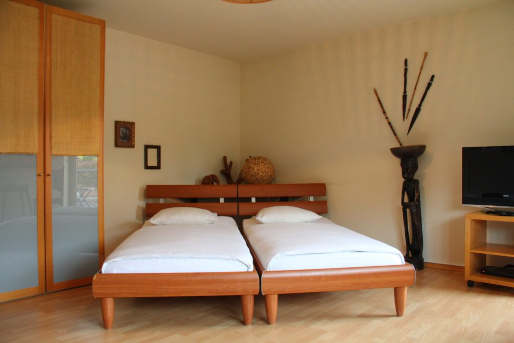 twinroom corner 61 (africa lodge)