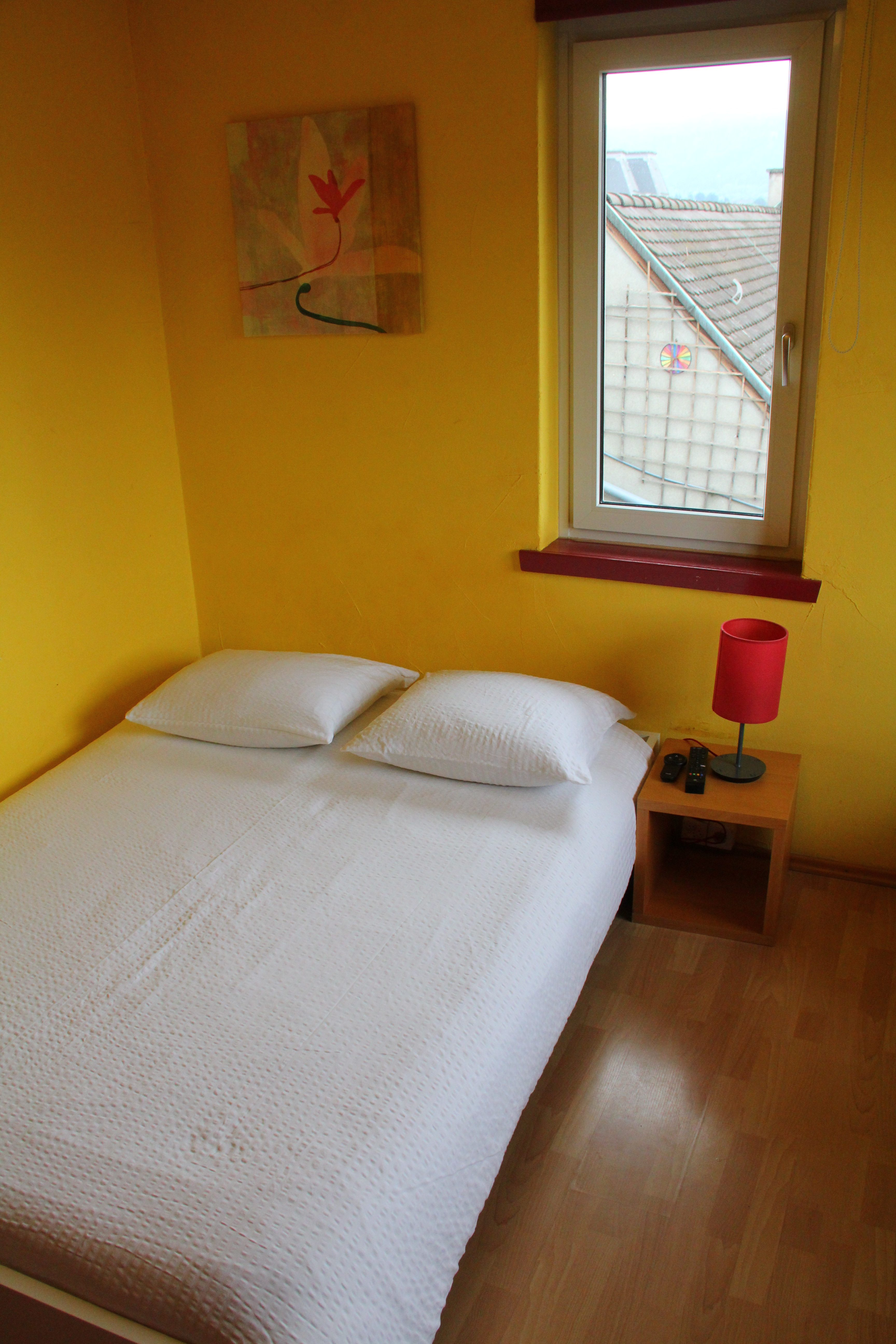 budget double room 60