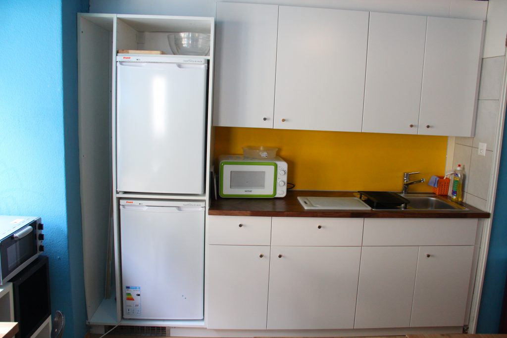 common room (kitchenette)