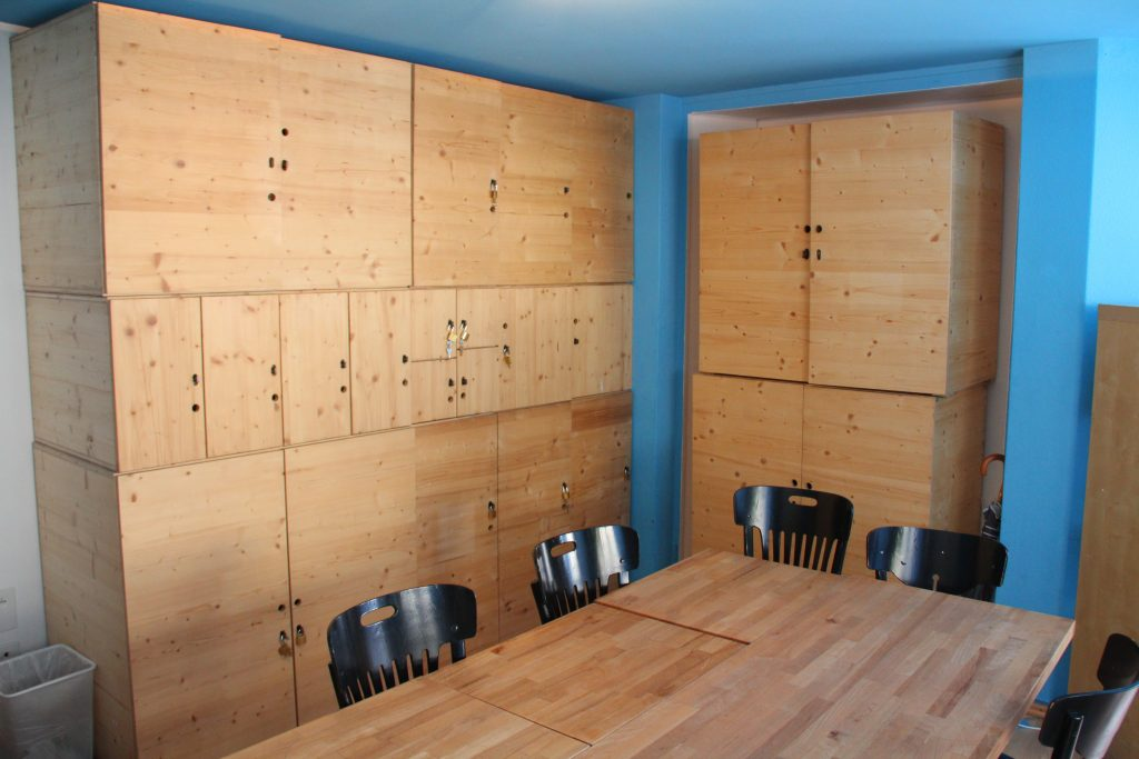 common room (Lockers)