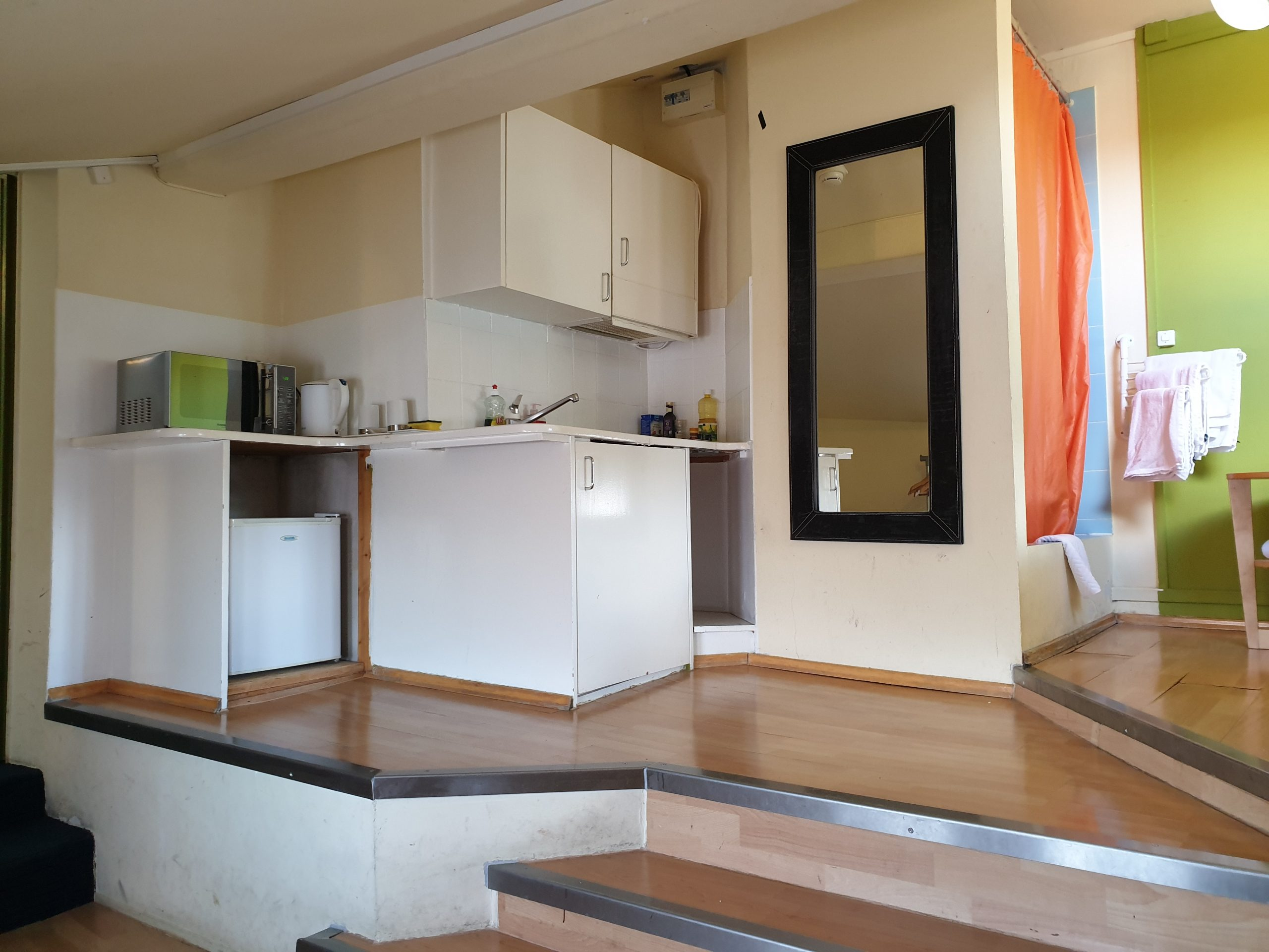 Apartment - kitchenette